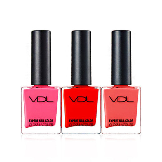 [VDL] Expert Nail Color (Gloss Lacquer) 9.8ml - Cosmetic Love