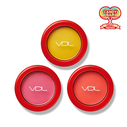 [VDL] Festival Blusher (Creamy) 4g - Cosmetic Love