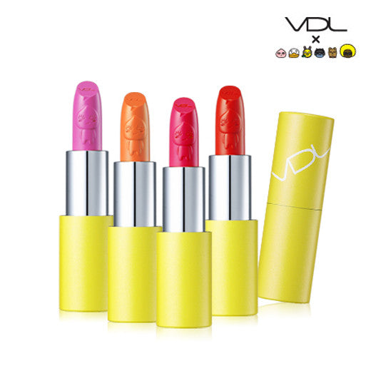 [VDL] Festival Lipstick (Love Mark) (Kakao Friends) 3.3g - Cosmetic Love