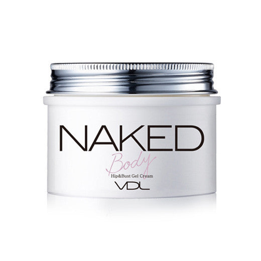 [VDL] Naked Body Hip & Bust Gel Cream 150ml - Cosmetic Love