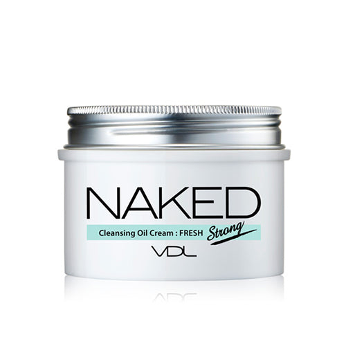 [VDL] Naked Cleansing Oil Cream Fresh (Strong) 150ml