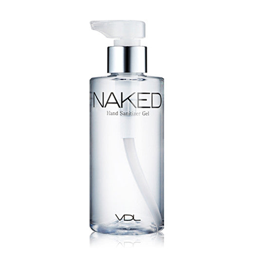 [VDL] Naked Hand Sanitizer Gel (Ethanol) 200ml - Cosmetic Love