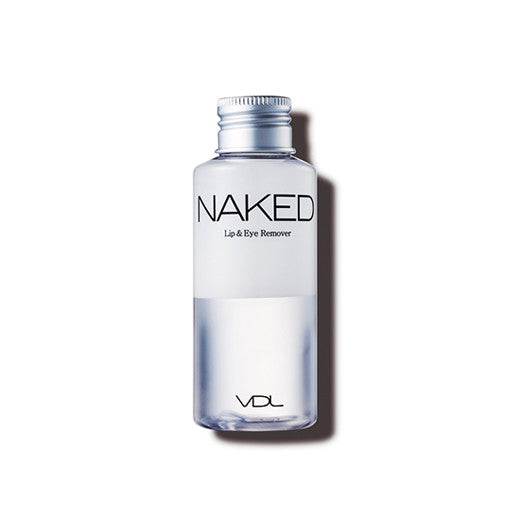 [VDL] Naked Lip And Eye Remover 100ml - Cosmetic Love
