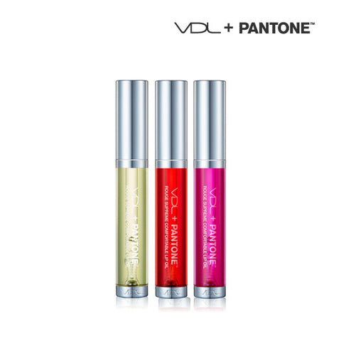 [VDL] Rouge Supreme Comfortable Lip Oil (PANTONE) 4.8g - Cosmetic Love