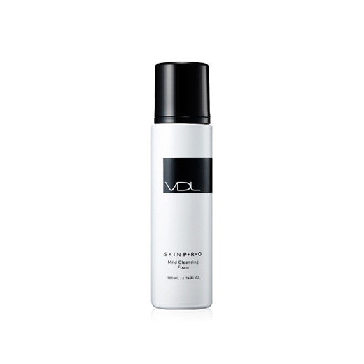 [VDL] Skin P+R=O Mild Cleansing Foam 200ml - Cosmetic Love