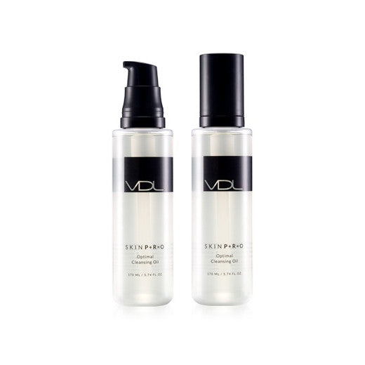 [VDL] Skin P+R=O Optimal Cleansing Oil 170ml - Cosmetic Love