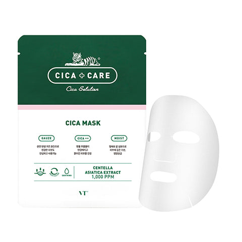 [VT Cosmetic] Cica Mask 1sheet