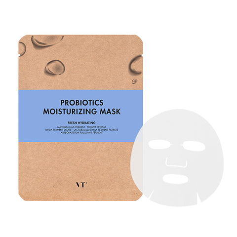 [VT Cosmetic] Probiotics Moisture Mask 1sheet