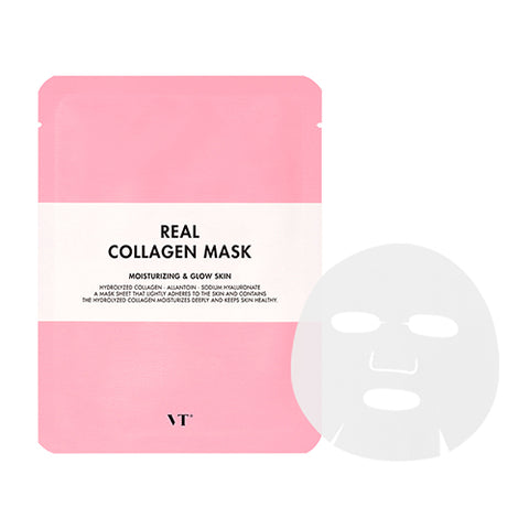 [VT Cosmetic] Real Collagen Mask 1sheet