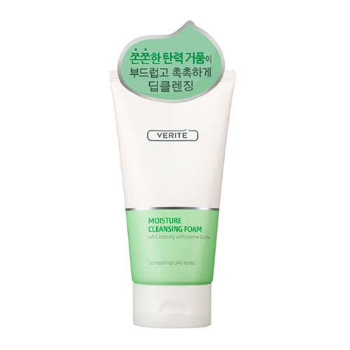 [Verite] Moisture Cleansing Foam 150ml