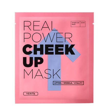 [Verite] Real Power Up&Down Mask 1sheet