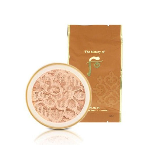 [Whoo] Cheongidan Radiant Essence Cushion (Refill) 15g