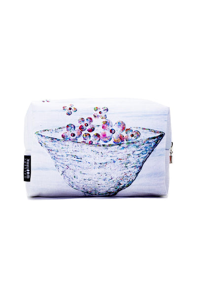 [WOOTARK] The yearnings bloom_Volume Pouch - Cosmetic Love