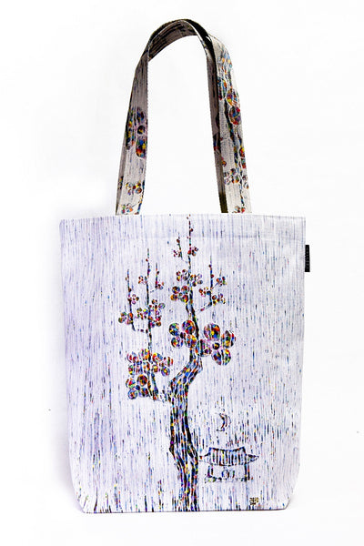 [WOOTARK] Yearning_Eco Bag (long) - Cosmetic Love