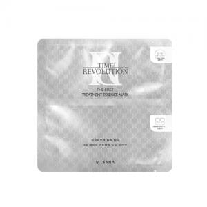 [Missha] Time Revolution The First Treatment Essence Mask (15ml + 18ml) - Cosmetic Love