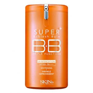 [SKIN79] ORANGE Super Plus Triple Functions BB Vital Cream SPF50+ PA+++ - Cosmetic Love