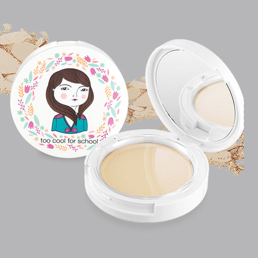 [TooCoolForSchool] Photo Ready Pact 10g - Cosmetic Love