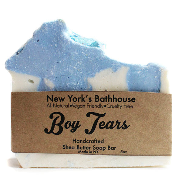 Boy Tears Soap Bar - New York's Bathhouse