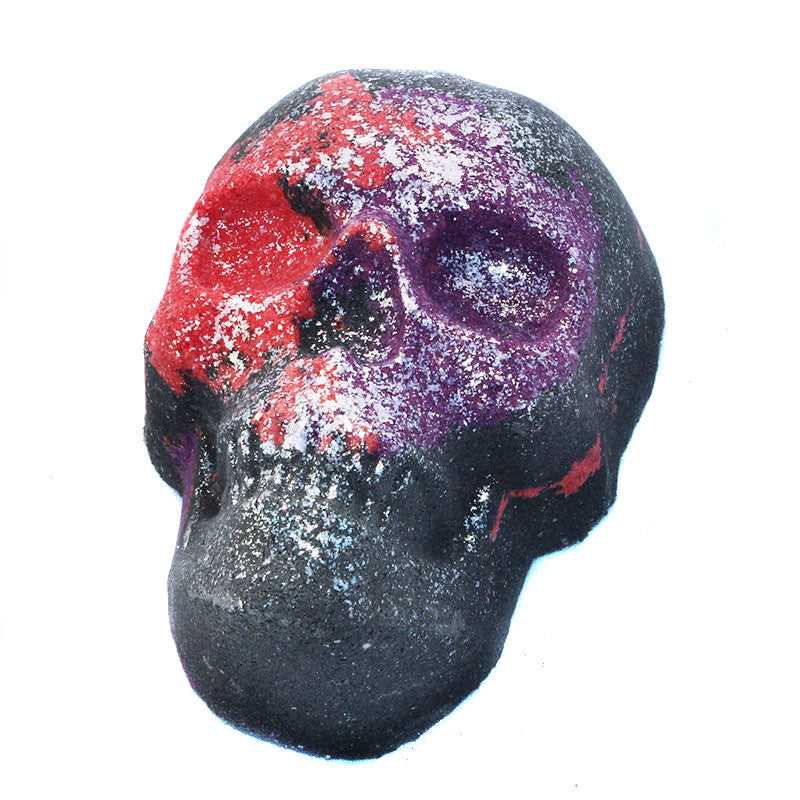 Come To the Dark Side Skull Bath Bomb - New York's Bathhouse