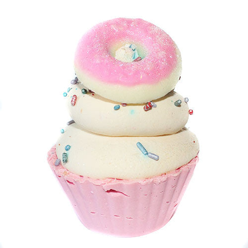 Jelly Donut Cupcake Soap - New York's Bathhouse