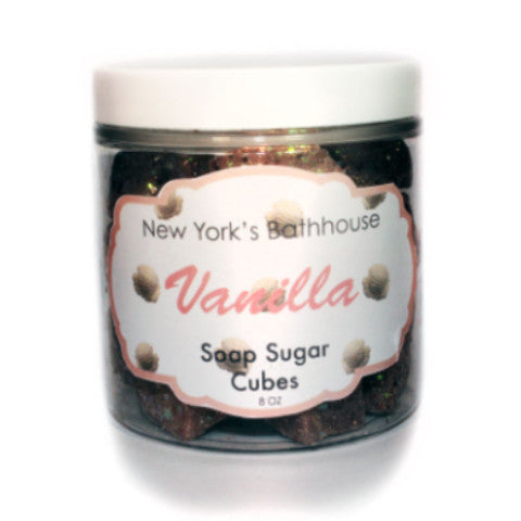 Vanilla Soap Sugar Cubes