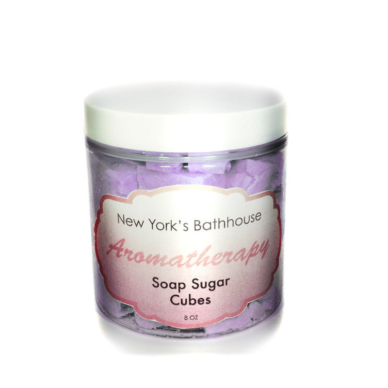 Aromatherapy Soap Sugar Cubes - New York's Bathhouse