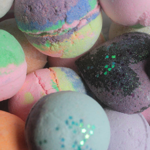 Grade B Bath Bomb Mix - New York's Bathhouse