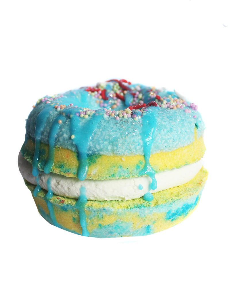 Christmas Cavities Donut Sandwich Bath Bomb