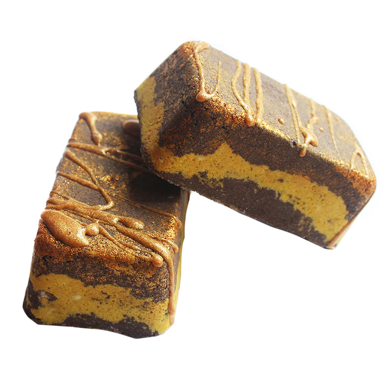 Caramel Brownie Bath Bomb - New York's Bathhouse