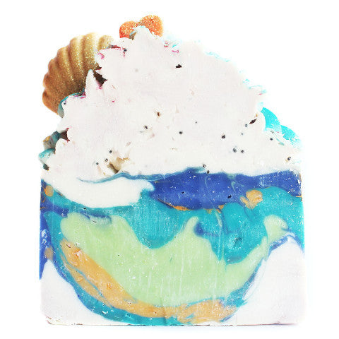 Mermaid Kisses Shea Butter Soap Bar - New York's Bathhouse