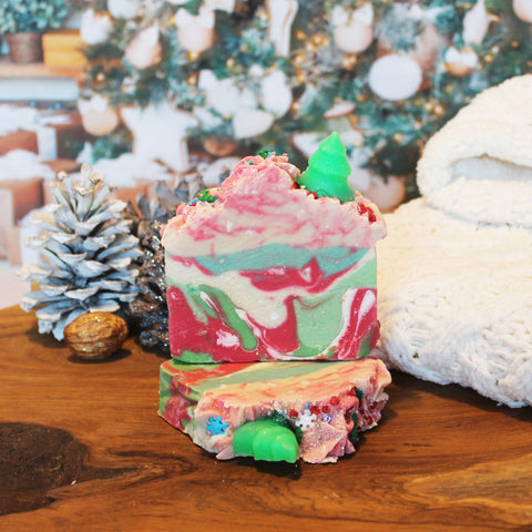 Limited Edition Seasonal Christmas Magic Soap Bar
