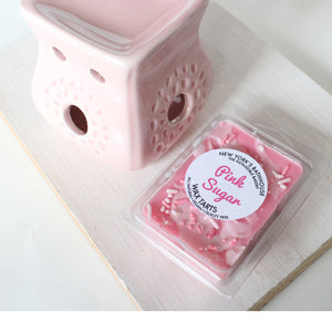 Pink Sugar Soy Wax Tarts - Set - New York's Bathhouse
