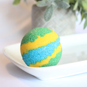 Cannabis Scented Bath Bomb - New York's Bathhouse