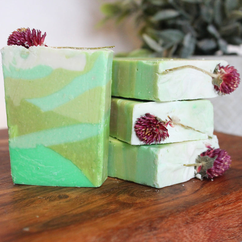 Eucalyptus Essential Oil Soap Bar - New York's Bathhouse