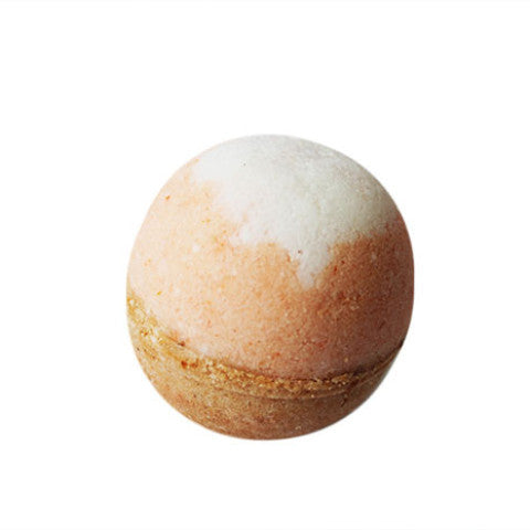 Pumpkin Crunch Cake Bath Bomb - New York's Bathhouse