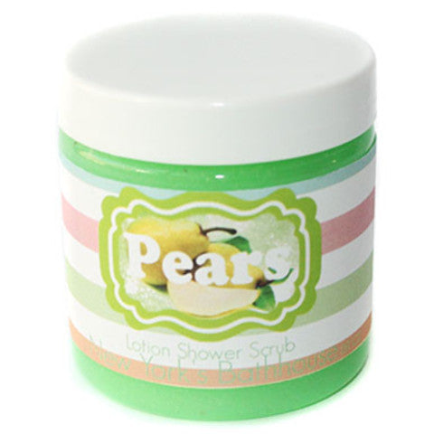 Pears Lotion body Scrub