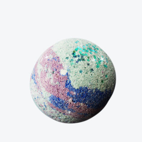 Moon Flower Bath Bomb - New York's Bathhouse