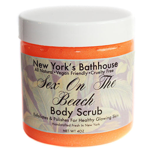 Sex On The Beach Lotion Scrub - New York's Bathhouse
