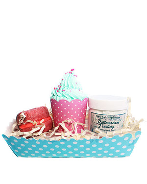 Dessert Tray Luxury Box Gift set - New York's Bathhouse