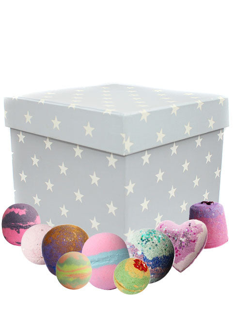 Deluxe Bath Bomb Box - New York's Bathhouse