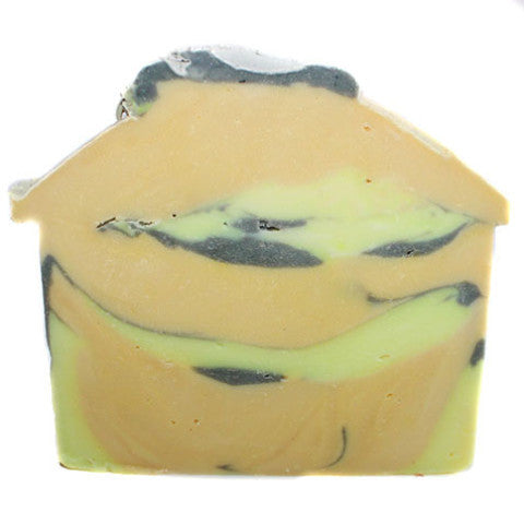 Black Linen Unisex Soap Bar - New York's Bathhouse