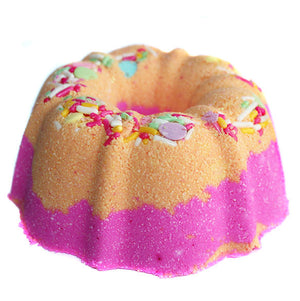 Spring Carrot Cake Bun Bath Bomb - New York's Bathhouse