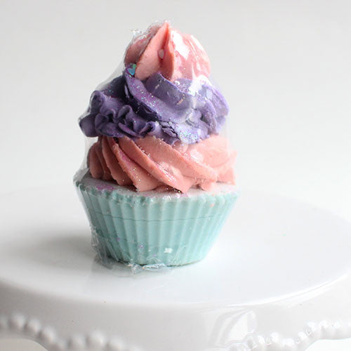 Lick Me All Over Shea Butter Cupcake Soap - New York's Bathhouse