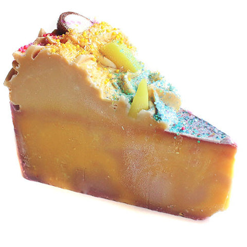 Pina Colada Pie Soap