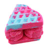 Sweet Tooth Heart Waffle Ice Cream Bath Bomb Sandwich - New York's Bathhouse