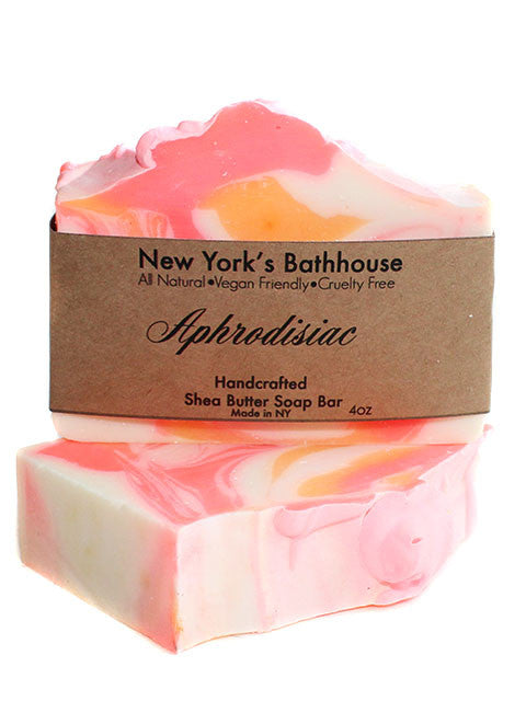 Aphrodisiac Shea Butter Soap Bar