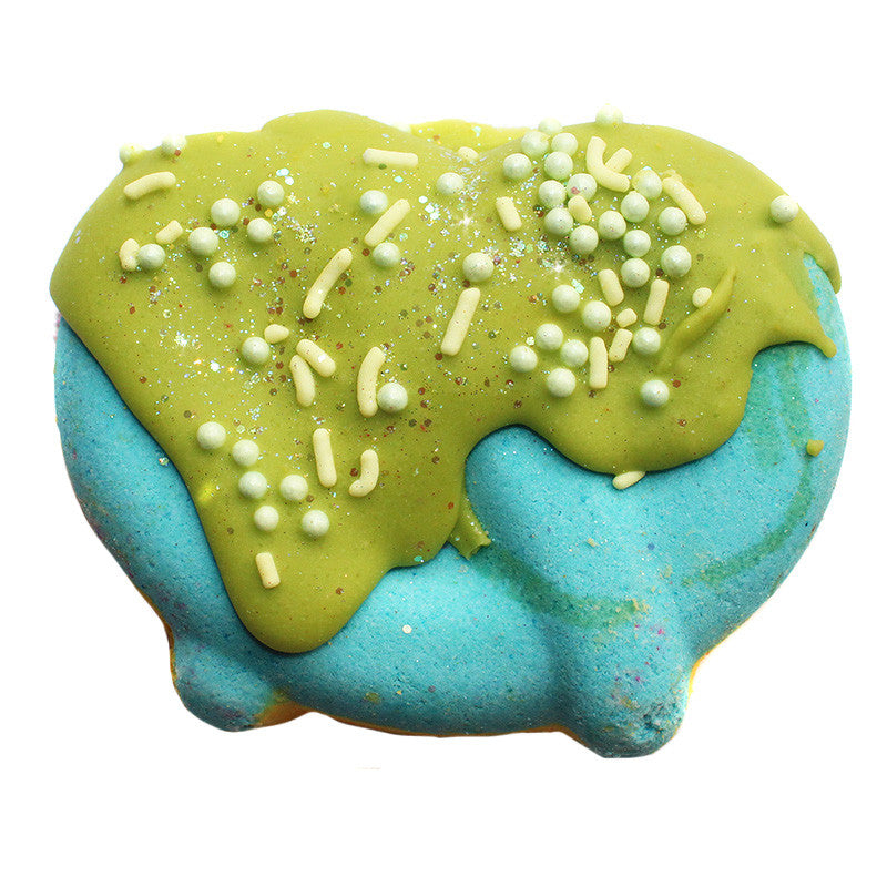 Blue Tango Dipped Pretzel Bath Bomb - New York's Bathhouse