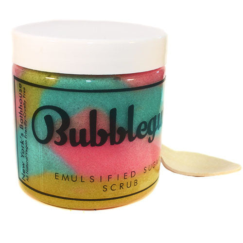 Bubblegum Emulsified Body Scrub - New York's Bathhouse