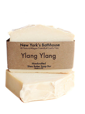 Ylang Ylang Soap Bar - New York's Bathhouse