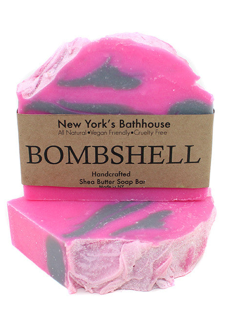 Bombshell by VS Soap Bar - New York's Bathhouse